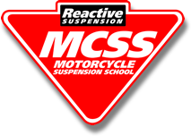 Motorcycle Supension School by Reactive Suspension